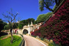 Monaco - Zoological Gardens / Gardens / Places to visit / Monaco Official Site
