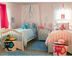 How to Decorate a Shared Kids' Bedroom Have no fear! Our tips and tricks help make decorating a bedroom shared by multiple kids easy.