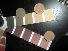 Make up palette for Soft Autumn