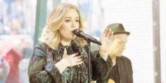 Vídeo: @Adele se quedó sin sonido en pleno concierto | Esto fue...