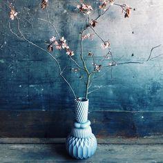 Vase en céramique made in Danemark, 153 € chez Maison Aimable / Paris