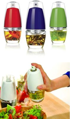 Tabletop Oil Mister Spray -  BPA-free, Great for portion control, grilled meats, cookie sheets, griddles, etc