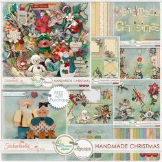 Handmade Christmas Collection and FWP
