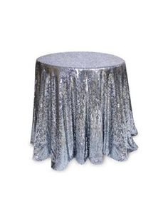 Specialty Tablecloths – Ultrapom: wedding and event decor rental.  Table clothes for $45 each.