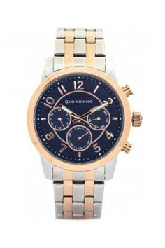 Update your accessories collection with this rose golden and blue coloured Chronologue Wrist Watch for Men #wristwatches #onlinemenswatches #analogwatches #onlinewatches #mensfashion #mensaccessories Shop now-  https://trendybharat.com/trendy-pitara/videshi-bazaar/giordano/rose-golden-blue-chronologue-wrist-watch-for-men-1730-44