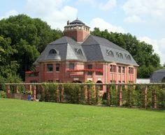 Gera ~ Thüringen ~ Germany ~ Haus Schulenburg (former mansion turned museum) .