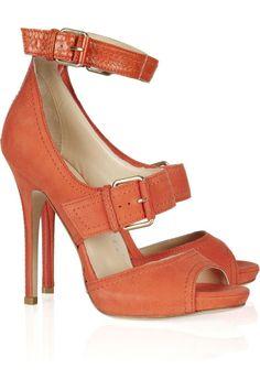 Jimmy Choo Coral Heels <3