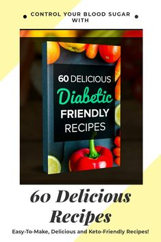 New Cookbook Reveals 60 Delicious Diabetic Friendly Recipes - Including Muffins, Cookies, Brownies and Even Pizza! Easy-To-Make, Delicious and Keto-Friendly Recipes! Diabetic Cookbook, Cookbook Recipes, Diabetic Recipes, Healthy Salad Recipes, Smoothie Recipes, Pumpkin Smoothie, Cheesecake Fat Bombs, Avocado Smoothie, New Cookbooks