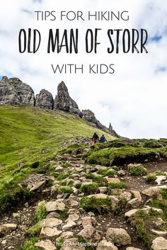 How to Hike to the Old Man of Storr (with Kids)