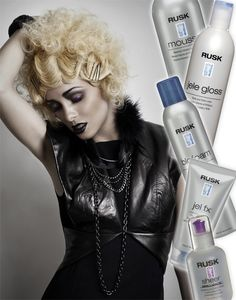 External Body + Hold : Formulas work on all hair types and provide three different variations of hold : Medium Hold, Firm Hold. These unique humidity resitant styling and finishing products also create maximum root lift, extreme volume and intense body and shine.