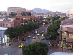 Moving to a new city. Check out my post and tell me if you ever moved to a new city and did you like it? My new city is Tempe, Arizona. Tempe Arizona, Phoenix Arizona, Places To See, Places Ive Been, Main Street America, Arizona Road Trip, River I, Arizona State University, New City