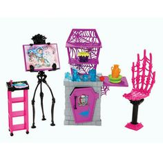 Monster high play set