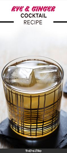 BlackTail is serving up our new favorite cocktail