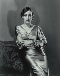 Gloria Swanson, 1926, photo by Edward Steichen