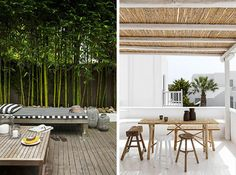 Bambú, un material con múltiples aplicaciones decorativas | Decorar tu casa es facilisimo.com