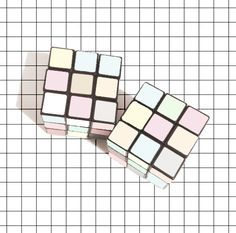 Not sure where this came from originally, but I would love those ultra light color cubies!