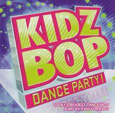 DANCE PARTY KIDZ BOP