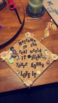 Friends Graduation Cap