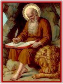 St Jerome (Hieronymus) of Stridonium
