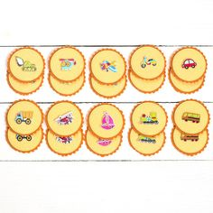 Memory game for children. This set contains 20 cards (10 pairs). Each card is 7 cm (2,7 inch) in diameter. There is also a small bag to help you pack the game. Memory game for toddlers. Montessori. Helps your toddler: - develop hand-eye coordination - refine gestures - improve vocabulary