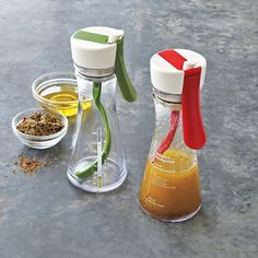 Chef'n® Emulstir™ Dressing Mixer | Sur La Table