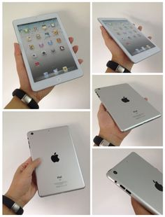 iPad Mini ... so close ... ... Will have real one on hand soon ... ... ...