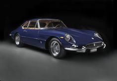 1963 Ferrari 400 Superamerica Series II Aerodynamico by Pininfarina
