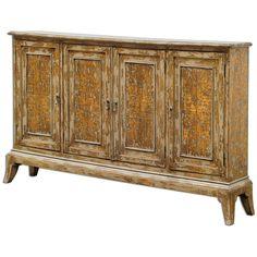 Uttermost Maguire 4 Door Cabinet 25601