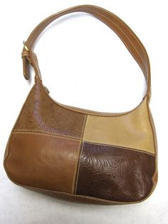 Brown Purse Western Saddle Tan Shoulderbag by sweetie2sweetie e5ea1a02307c4