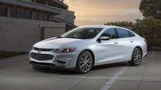 2015 N.Y. Auto Show: New Chevy Malibu comes with teen-driver minder
