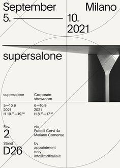 cover_supersalone-mdfitalia21 Estilo Interior, Interiores Design, Showroom, Bar Chart, Image, Gift, Minimalist, Spaces, Create