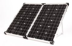 We love our portable solar panel and think its a great addition to any rig.  You can see how we use our panel here: http://www.gonewiththewynns.com/portable-solar-kit  and see all of our solar here: http://www.gonewiththewynns.com/category/rvin/solar-rvin