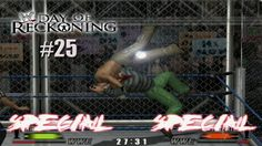 WWE Day of Reckoning #25 - Steel Cage Match - Let's Play WWE Day of Reckoning