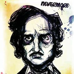 October 7th 1849 - The legendary American writer Edgar Allan Poe passed away on this date. It's been 166 years since his death but his works writing techniques and genres live on. My upcoming book to be released this fall pays homage to Poe. One poem from the book in particular explores his struggle with the loss of his wife his inner battles and his untimely (and mysterious) death. #poetry #poe #edgarallanpoe #eapoe #poems #poem #nevermore #raven #ravens #writers #poets #books #book…