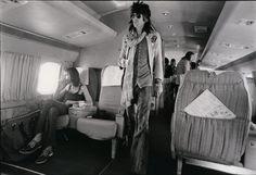 Keith Richards by Annie Leibovitz. 1975.