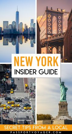 A comprehensive inside guide to navigating and enjoying your time in New York City, whether you're visiting for 24 hours or moving here for good! New York Travel Guide, New York City Travel, Canada Travel, Travel Usa, Food Travel, Group Travel, Family Travel, Travel Guides, Travel Tips
