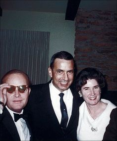 Author Truman Capote wanted to be the center of attention at parties such as this one at the Odd Williams home in Lawrence in 1966. To the right is KBI agent Alvin Dewey Jr. and his wife, Marie.