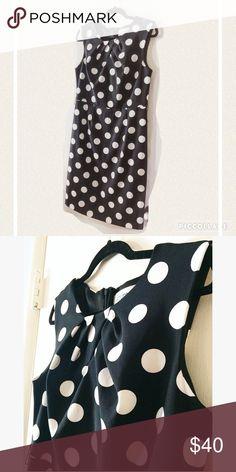 Studio I classy polkadot dress Details ASAP Studio I Dresses
