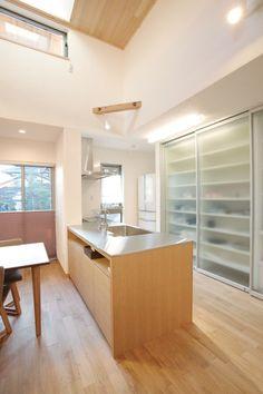 本格和風住宅 お寺の庫裏と住居  落ち着きある純和風の空間 住宅施工事例一覧 滋賀の新築・注文住宅