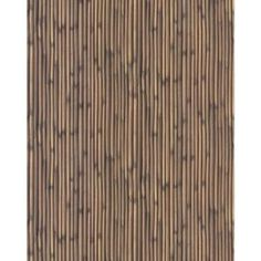 Brewster 56 sq. ft. Faux Bamboo Wallpaper-144-59627 - The Home Depot