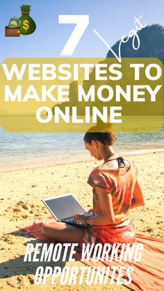 Would you like to work at home or remotely while you travel, but it looks like every opportunity out there is a SCAM? We have gathered here top 7 websites where you can look for online careers if you want to make money from home. Make Money From Home, Way To Make Money, Make Money Online, How To Make, Online Careers, Traveling By Yourself, Opportunity, Top, Earn Money Online
