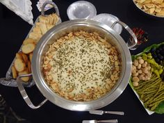 Carolina Crab Meat Dip! Catering by Debbi Covington - Beaufort, SC