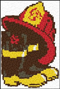 free plastic canvas patterns military - - Yahoo Image Search Results(Diy Canvas Crafts) Fireman Quilt, Fireman Hat, Plastic Canvas Crafts, Plastic Canvas Patterns, Plastic Craft, Cross Stitch Designs, Cross Stitch Patterns, Cross Stitching, Cross Stitch Embroidery