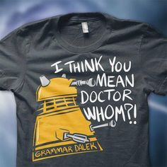 The Grammar Dalek