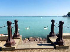 Balatonfured Dream Vacations, Lugares