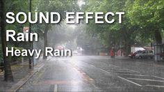Rain Sounds 2 Hours:The Sound of Rain Meditation,Autogenc Training, Deep...