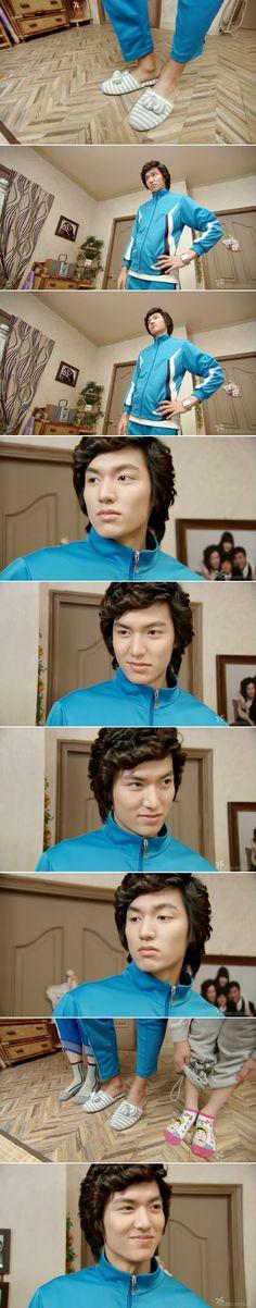 Lee Min Ho<3<3<3<3<3 Boys Over Flowers.