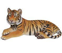Tiger Ornament #Wild #Tiger #Zoo #Petsgift