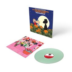 'It's The Great Pumpkin, Charlie Brown' to be released on vinyl - Goldmine Magazine Great Pumpkin Charlie Brown, It's The Great Pumpkin, Charlie Brown Christmas, Peanuts Halloween, Halloween Night, Charlie Brown Music, Vince Guaraldi, Executive Producer, Trick Or Treat