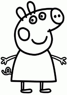peppa-pig coloring pages 12